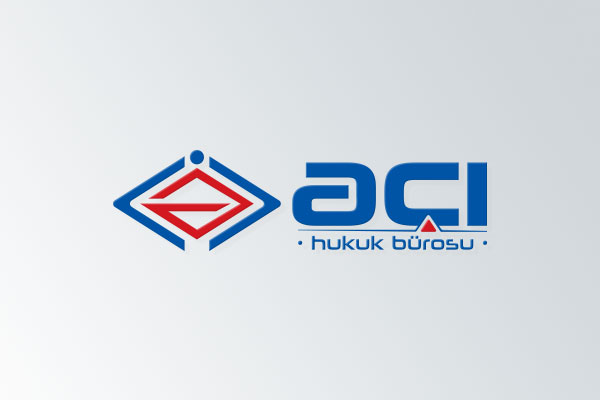 Açı Hukuk Bürosu Logo Çalışması