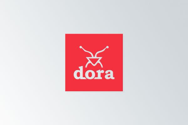 Dora Yayınevi Logo Çalışması